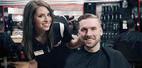 Sport Clips Haircuts of Houston - Pearland Parkway  Haircuts